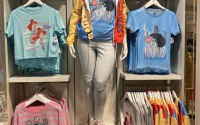 "New Line of ""Hercules"" Women's Apparel Available in Disney's Hollywood Studios"