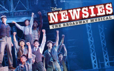 "Playbill to Stream Disney's ""Newsies: The Broadway Musical"" For Free on August 21st"