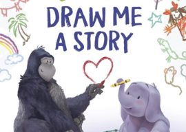 "Children's Book Review: ""The One and Only Ivan: Draw Me a Story"""