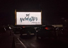 """Recap: """"The New Mutants"""" Drive-In Experience Opens in Southern California at Pasadena's Rose Bowl Stadium"""