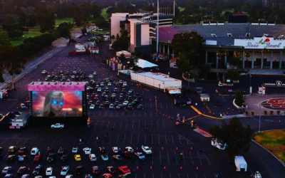 """Rose Bowl Announces Partnership with 20th Century Studios. Presenting Drive-In Screenings of """"The New Mutants"""""""