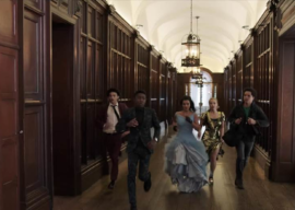 The Second-Born Royals Discover Their Powers in New Disney+ Video