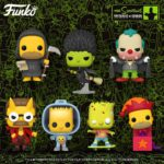 The Simpsons Treehouse of Horror Funko Pop! Wave 2 Pre-Orders Available