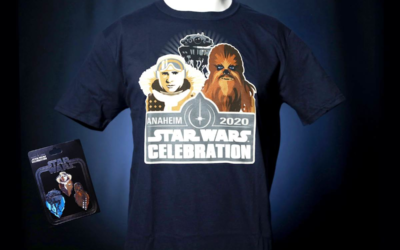 Star Wars Celebration Merchandise Available to General Public For First Time