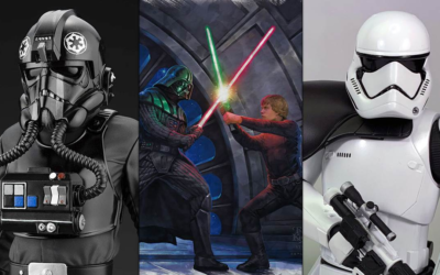 Star Wars Celebration Reveals This Year's Licensee Exclusives