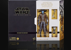 Star Wars: The Black Series 6-Inch Cad Bane and Todo Figure To Be Available In US Markets in October