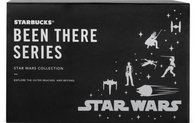 """Starbucks' Star Wars Themed """"Been There"""" Mugs Back in Stock on shopDisney"""