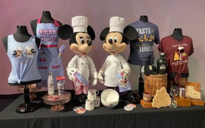 New Merchandise Coming to Taste of EPCOT International Food & Wine Festival