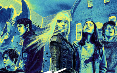 "Exclusive IMAX Poster Revealed for ""The New Mutants"""