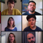 "The Pixar Singers Share A Capella Performance of Original Song ""All At Once"""