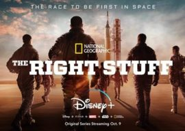 """Disney+ Releases Official Trailer for """"The Right Stuff"""" Series Launching October 9"""