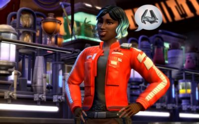 """The Sims 4"" Comes to Star Wars: Galaxy's Edge in ""Journey to Batuu"" Game Pack Next Month"