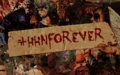 The Sounds of Halloween Horror Nights Live On Through #HHNForever Playlist on Spotify