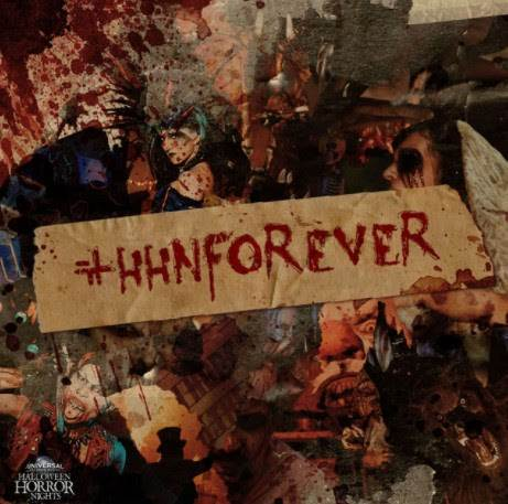 Halloween Horro Nights Music 2020 Playlist The Sounds of Halloween Horror Nights Live On Through #HHNForever