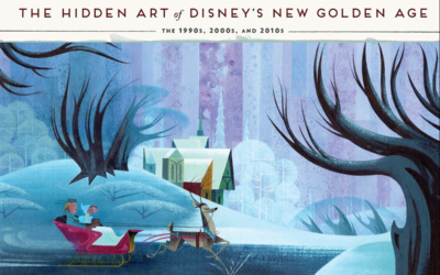 "Book Review: ""They Drew As They Pleased Vol. 6: The Hidden Art of Disney's New Golden Age"