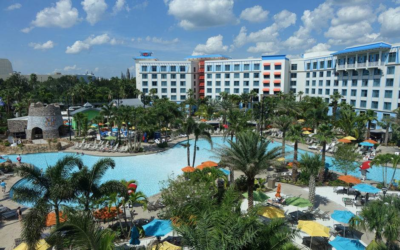 Two Universal Orlando Resort Hotels to Temporarily Close Next Week