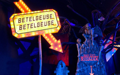 Universal Orlando Expands Halloween Horror Nights Tribute Store with Beetlejuice Room and More