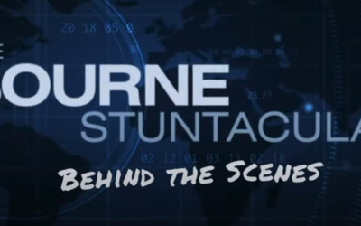Universal Orlando Shares Behind-the-Scenes Look at The Bourne Stuntacular