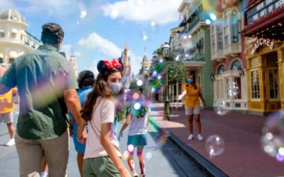 Walt Disney World Extends Cancellation Policy Through The End of 2020