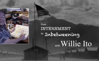 WDFM Event Recap: From Internment to Inbetweening with Willie Ito