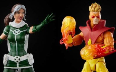 Marvel Legends Rogue and Pyro Figure 2-Pack Available for Pre-Order on Entertainment Earth