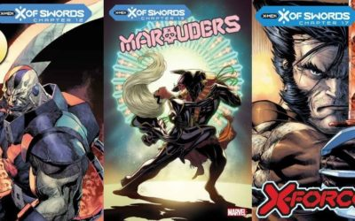 "Marvel Reveals Final 11 Covers for ""X of Swords"" Crossover Event"