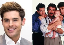 "Zac Efron Set to Star in ""Three Men and a Baby"" Remake for Disney+"
