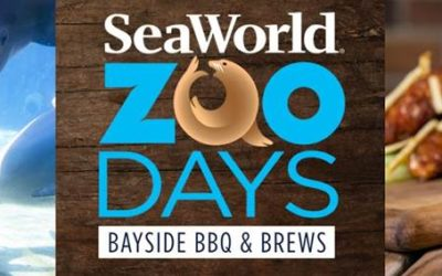 Zoo Days: Bayside BBQ & Brews Coming to SeaWorld San Diego