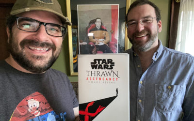 Who's the Bossk? - Episode 29: Chaos Rising with Guest Christian Brennan