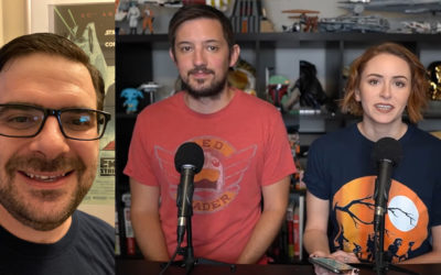 Who's the Bossk? - Episode 32: Star Wars Explained with Guests Mollie and Alex Damon