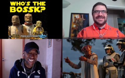 Who's the Bossk? - Episode 28: ForceFest LIVE with Guest Dee Tails