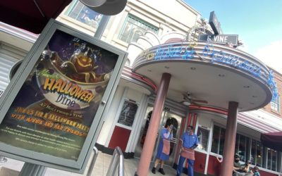 A Lunch at Minnie's Halloween Dine at Hollywood and Vine at Disney's Hollywood Studios