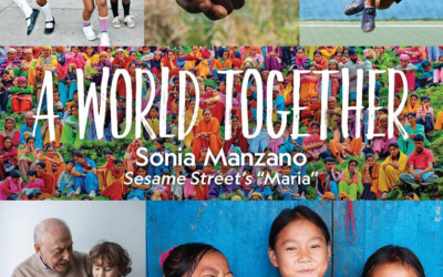 "Children's Book Review: ""A World Together"" by Sonia Manzano (Nat Geo Kids)"
