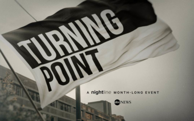 ABC News Programming Event 'Turning Point,' Featuring Month-Long Takeover of 'Nightline,' Kicks Off Tuesday, September 8