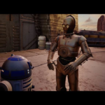 """Anthony Daniels Voices C-3PO for ILMxLAB's VR Game """"Star Wars: Tales from the Galaxy's Edge"""""""