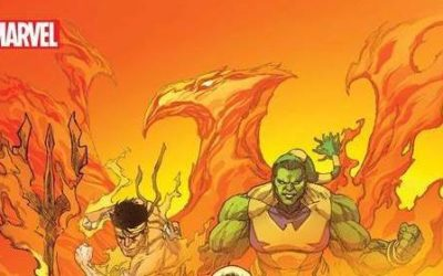 "The Phoenix Force Returns this December in Marvel Comics' ""Avengers #40"""