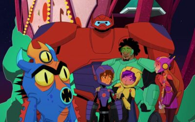 """Big Hero 6 The Series"" Season 3 Interview with Bob Schooley, Mark McCorkle, and Nick Filippi"