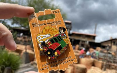 Big Thunder Mountain Celebrates 40 Years of Wild Rides With New Merchandise Collection