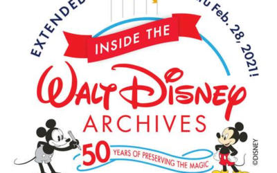 "Bowers Museum to Reopen Saturday, September 12th, ""Inside the Walt Disney Archives"" Extended Through February 2021"