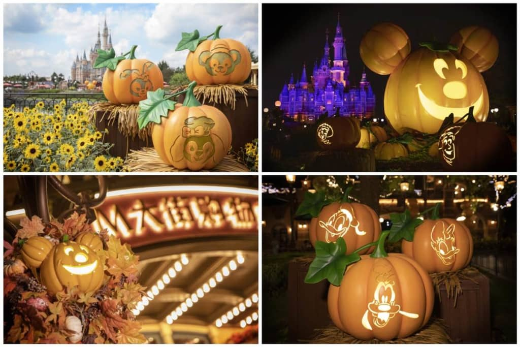 2020 Halloween Party Hotel Takeover Florida Celebrate Halloween at Shanghai Disneyland with Exciting and