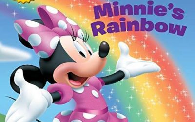 "Children's Book Review: Create Your Own Rainbow with ""Minnie's Rainbow"""