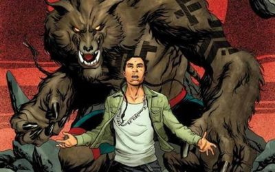"Co-Writers Ben Jackendoff and Taboo Share More Details on Marvel Comics' ""Werewolf by Night"""