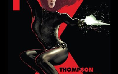 "Comic Review - ""Black Widow #1"""