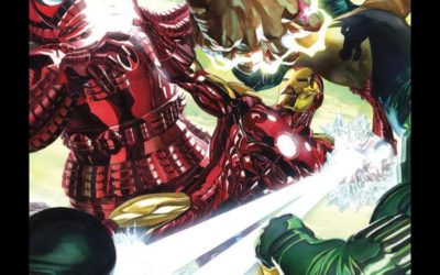 "Comic Review - ""Iron Man #1"""