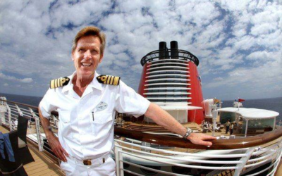 Commodore Tom Forberg Set To Retire From Disney Cruise Line in January 2021