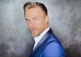 """Derek Hough Joins ABC's """"Dancing with the Stars"""" as Judge for Season 29"""