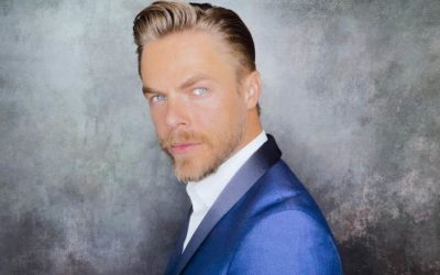 "Derek Hough Joins ABC's ""Dancing with the Stars"" as Judge for Season 29"