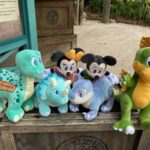 Themed Plush Prizes Arrive at DinoLand U.S.A.