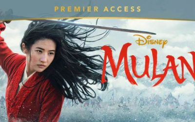 "Live-Action ""Mulan"" Coming to Disney+ For All Subscribers on December 4th"