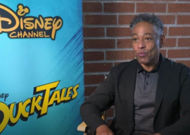 Disney XD Shares Behind-the-Scene Video of Giancarlo Esposito Discussing his DuckTales Role